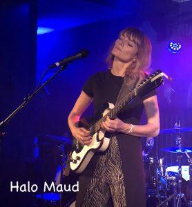 Halo Maud live Reeperbahn Festival 2018 Angies's Night Club Hamburg