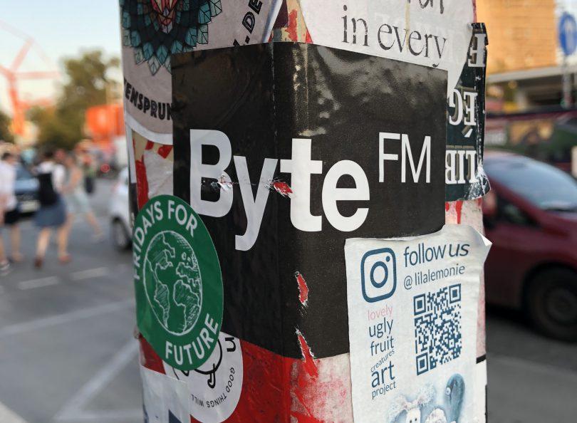 ByteFM für gute Musik Golden Glades Playlist