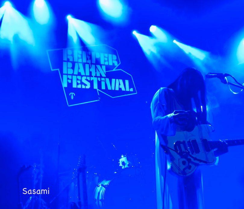 Sasami live in concert @Knust Hamburg Festival